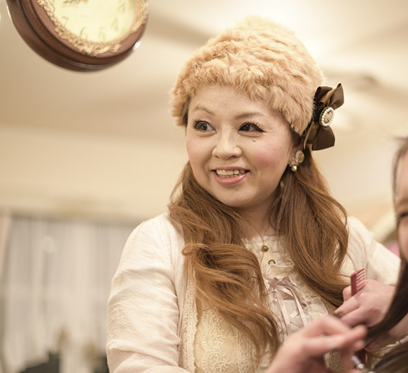 札幌豊平区の美容室 ブルーフェアリー スタイリスト